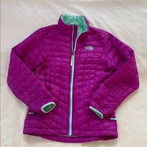 The North Face Thermoball, girls M (10/12)